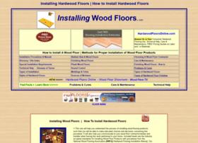installingwoodfloors.com
