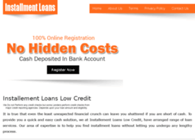 installmentloansnocreditcheck.net