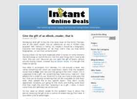 instant-online-deals.com