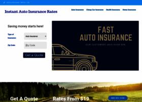 instantautoinsurancerates.com