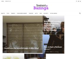 instantbazinga.com
