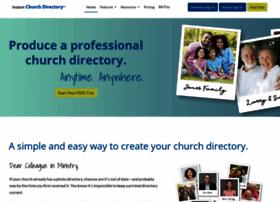 instantchurchdirectory.com