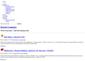 instantcommute.com
