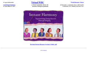 instantharmony.com