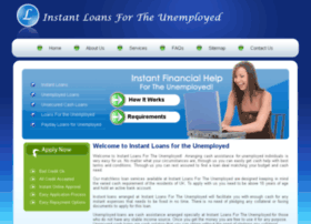 instantloansfortheunemployed.org.uk