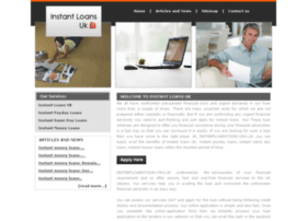 instantloansuk.me.uk