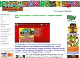instantorganicgarden.com