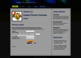instantphoneunlocker.com