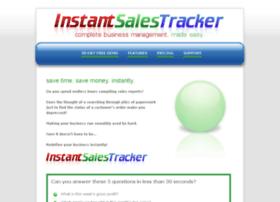 instantsalestracker.com