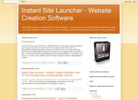 instantsitelauncherblog.blogspot.com