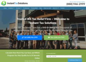 instanttaxsolutions.com