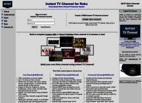 instanttvchannel.com