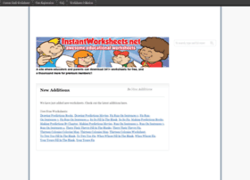 instantworksheets.net