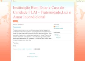 instituicaobemestarflai.blogspot.com.br