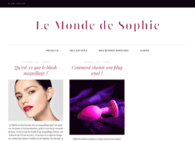 institut-beaute-lemondedesophie.com
