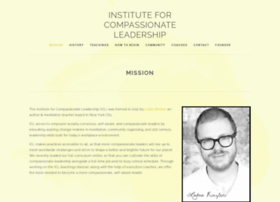 instituteforcompassionateleadership.org
