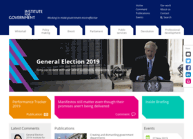 instituteforgovernment.org.uk