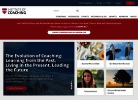 instituteofcoaching.org
