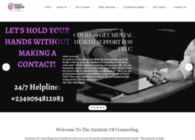 instituteofcounselingng.org