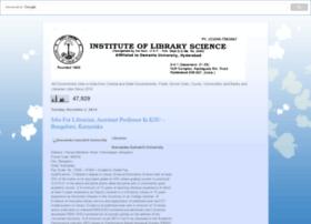 instituteoflibraryscience.blogspot.com