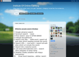 instituteofonlineearning.blogspot.com