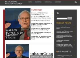 institutionalinvestorresearch.com
