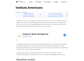 institutoamericano.es