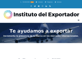 institutodelexportador.com