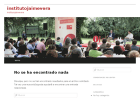 institutojaimevera.es