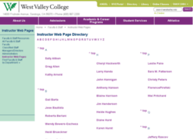 instruct.westvalley.edu