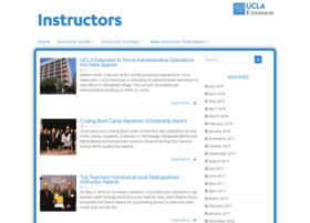 instructor.uclaextension.edu