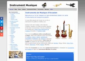 instrumentmusiqueoccasion.fr