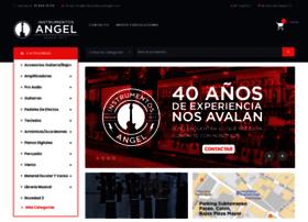 instrumentosangel.com