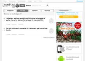 insultesdegeek.fr