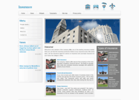 insurance-broker-website-templates.seotoaster.com