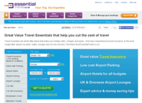 insurance.essentialtravel.co.uk