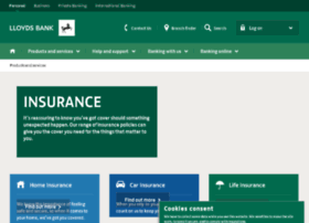 insurance.lloydstsb.com