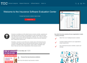 insurance.technologyevaluation.com