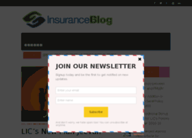 insuranceblog.asia