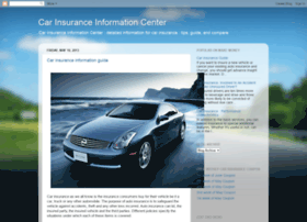 insurancecarcare.blogspot.com