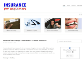 insuranceforbeginners.net
