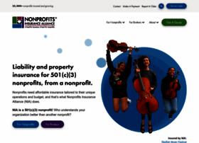 insurancefornonprofits.org