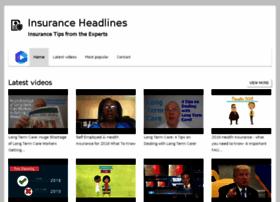 Insuranceheadlines.com