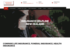 insurancehelpline.co.nz