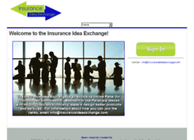 insuranceideaexchange.mrcommunities.com