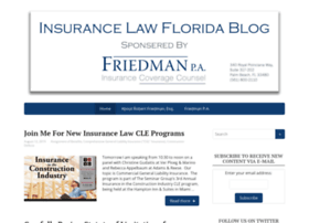 insurancelawflorida.com