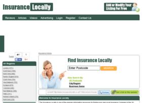 insurancelocally.co.uk