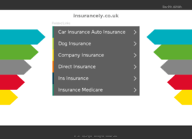 insurancely.co.uk