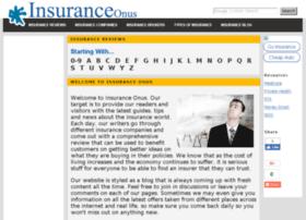 insuranceonus.com.au