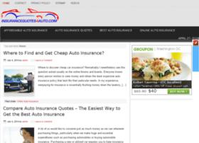 insurancequotes4auto.com